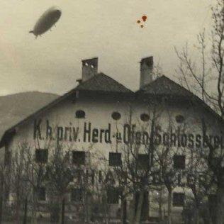 Historisches Bild Ziegler Stahlbau