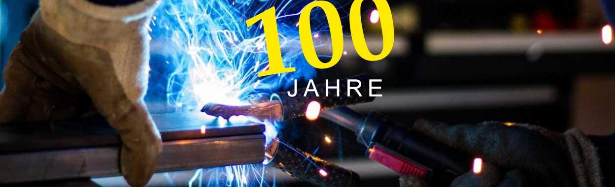 1919 - 2019 Ziegler Stahlbau