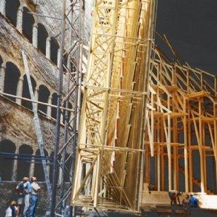 Salzburger Festspiele – Lichtquader für ASSISE
