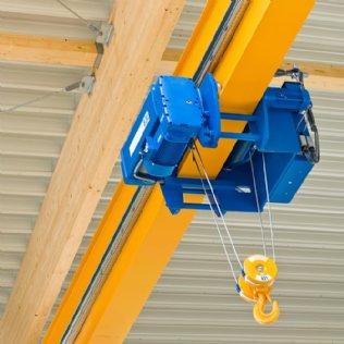 Kranbahnen im Hallenbau nach ÖNORM EN 1090-2 in EXC3 © Ziegler Stahlbau aus Adobe Stock